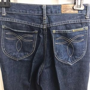 Vintage Pentimento High Waisted Jeans